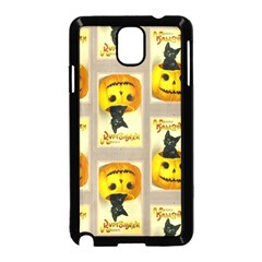 A Merry Hallowe en Samsung Galaxy Note 3 Neo Hardshell Case (Black)
