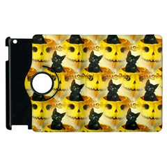 A Merry Hallowe en Apple iPad 3/4 Flip 360 Case