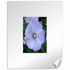 Moon Flower Canvas 16  x 20  (Unframed)