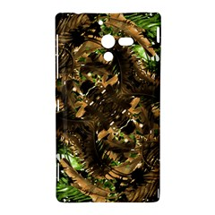 Artificial Tribal Jungle Print Sony Xperia ZL (L35H) Hardshell Case