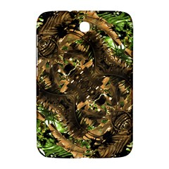 Artificial Tribal Jungle Print Samsung Galaxy Note 8.0 N5100 Hardshell Case