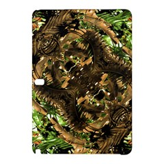 Artificial Tribal Jungle Print Samsung Galaxy Tab Pro 12 2 Hardshell Case