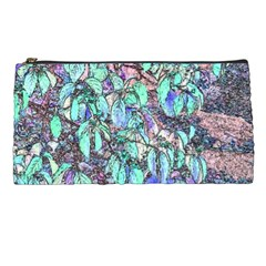 Colored Pencil Tree Leaves Drawing Pencil Case