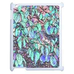 Colored Pencil Tree Leaves Drawing Apple Ipad 2 Case (white)