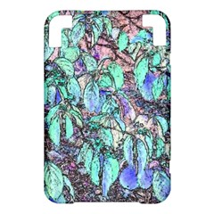 Colored Pencil Tree Leaves Drawing Kindle 3 Keyboard 3G Hardshell Case