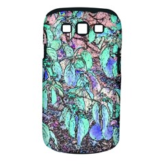 Colored Pencil Tree Leaves Drawing Samsung Galaxy S Iii Classic Hardshell Case (pc+silicone)