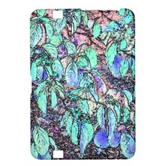 Colored Pencil Tree Leaves Drawing Kindle Fire HD 8.9  Hardshell Case