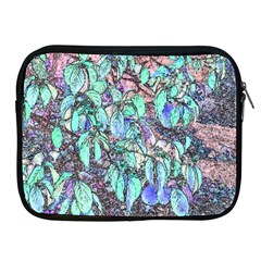 Colored Pencil Tree Leaves Drawing Apple Ipad Zippered Sleeve