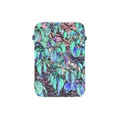 Colored Pencil Tree Leaves Drawing Apple Ipad Mini Protective Sleeve