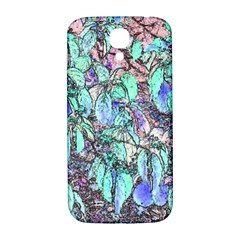 Colored Pencil Tree Leaves Drawing Samsung Galaxy S4 I9500/i9505  Hardshell Back Case
