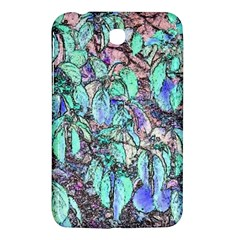 Colored Pencil Tree Leaves Drawing Samsung Galaxy Tab 3 (7 ) P3200 Hardshell Case