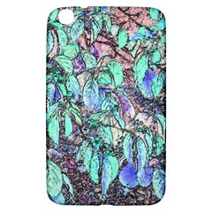 Colored Pencil Tree Leaves Drawing Samsung Galaxy Tab 3 (8 ) T3100 Hardshell Case
