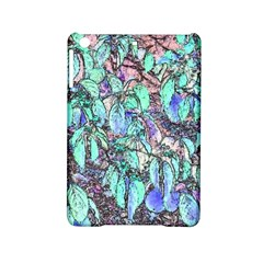 Colored Pencil Tree Leaves Drawing Apple iPad Mini 2 Hardshell Case