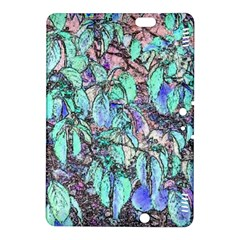 Colored Pencil Tree Leaves Drawing Kindle Fire Hdx 8 9  Hardshell Case
