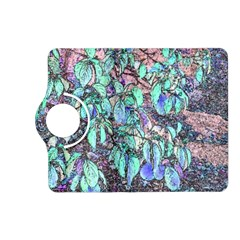 Colored Pencil Tree Leaves Drawing Kindle Fire HD 7  (2nd Gen) Flip 360 Case