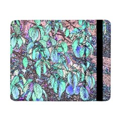 Colored Pencil Tree Leaves Drawing Samsung Galaxy Tab Pro 8 4  Flip Case