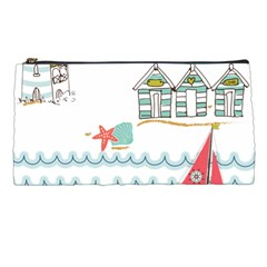 Summer Holiday Pencil Case