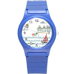 Summer Holiday Plastic Sport Watch (Small)