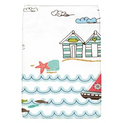 Summer Holiday Removable Flap Cover (Small)