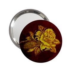 Rose Handbag Mirror (2.25 )