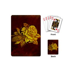 Rose Playing Cards (Mini)