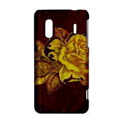 Rose HTC Evo Design 4G/ Hero S Hardshell Case