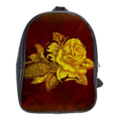 Rose School Bag (xl)