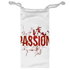 Passion and Lust Grunge Design Jewelry Bag