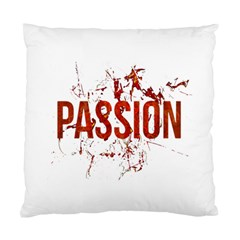 Passion And Lust Grunge Design Cushion Case (two Sided)