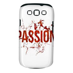 Passion and Lust Grunge Design Samsung Galaxy S III Classic Hardshell Case (PC+Silicone)