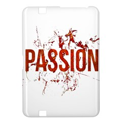 Passion and Lust Grunge Design Kindle Fire HD 8.9  Hardshell Case