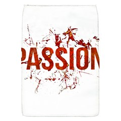 Passion And Lust Grunge Design Removable Flap Cover (small)