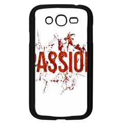 Passion and Lust Grunge Design Samsung Galaxy Grand DUOS I9082 Case (Black)
