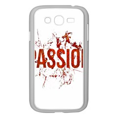 Passion and Lust Grunge Design Samsung Galaxy Grand DUOS I9082 Case (White)
