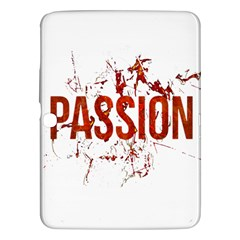 Passion and Lust Grunge Design Samsung Galaxy Tab 3 (10.1 ) P5200 Hardshell Case
