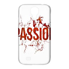 Passion and Lust Grunge Design Samsung Galaxy S4 Classic Hardshell Case (PC+Silicone)