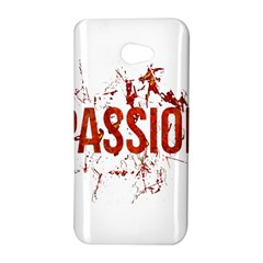 Passion and Lust Grunge Design HTC Butterfly S Hardshell Case