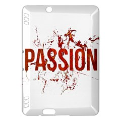Passion and Lust Grunge Design Kindle Fire HDX 7  Hardshell Case