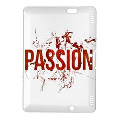 Passion and Lust Grunge Design Kindle Fire HDX 8.9  Hardshell Case