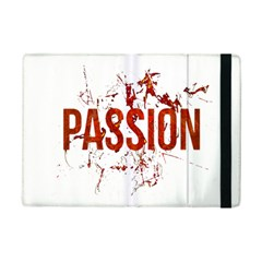 Passion and Lust Grunge Design Apple iPad Mini 2 Flip Case