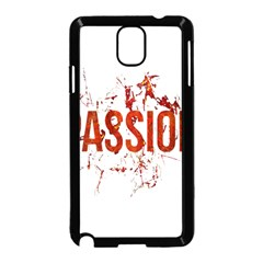 Passion And Lust Grunge Design Samsung Galaxy Note 3 Neo Hardshell Case (black)
