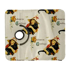 Hallowe en Greetings Samsung Galaxy S  III Flip 360 Case