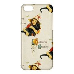 Hallowe en Greetings Apple iPhone 5C Hardshell Case