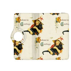 Hallowe en Greetings Kindle Fire HDX 8.9  Flip 360 Case
