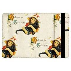 Hallowe en Greetings Apple iPad Air Flip Case
