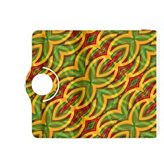 Tropical Colors Abstract Geometric Print Kindle Fire Hdx 8 9  Flip 360 Case