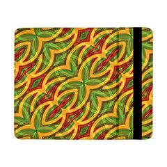 Tropical Colors Abstract Geometric Print Samsung Galaxy Tab Pro 8 4  Flip Case