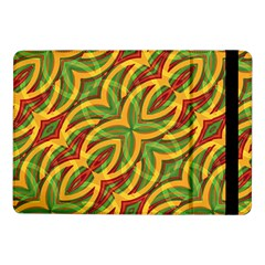 Tropical Colors Abstract Geometric Print Samsung Galaxy Tab Pro 10 1  Flip Case
