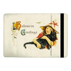 Hallowe en Greetings Samsung Galaxy Tab Pro 10.1  Flip Case