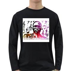 Mg Firetested Long Sleeve Dark T Shirt